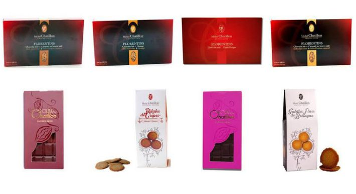 Michel Chatillon maitre chocolatier